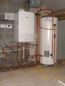 Montaj centrale termice si racordarea la reteaua electrica, montaj boiler