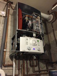 Montaj centrala termica in Bucuresti si Ilfov | Instalare centrala pe gaz prin condensare, pe peleti, electrica | instalator autorizat - factura si garantie